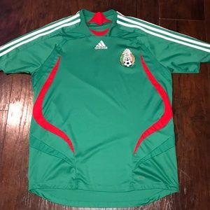 2007-2008 Mexico National Soccer Team Rare Jersey